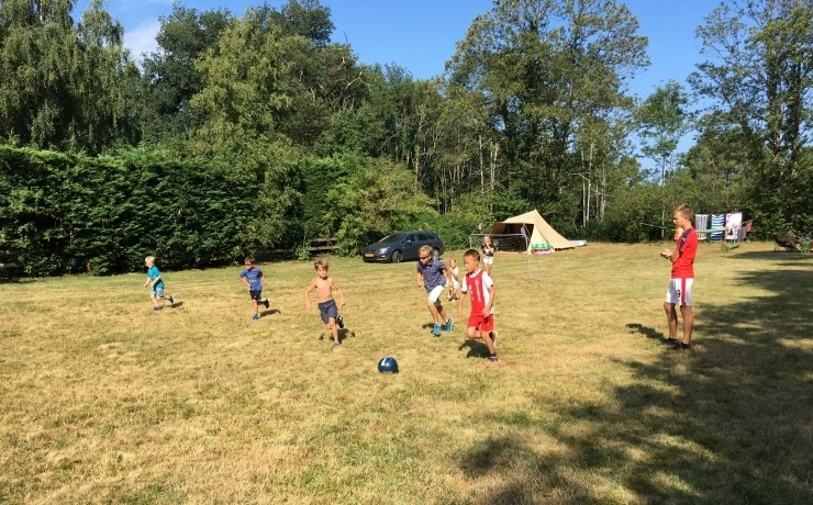 Campsite Le Rêve - Children's football pitch
