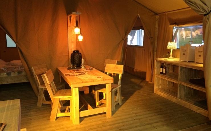 Camping Le Rêve - Tente Lodge