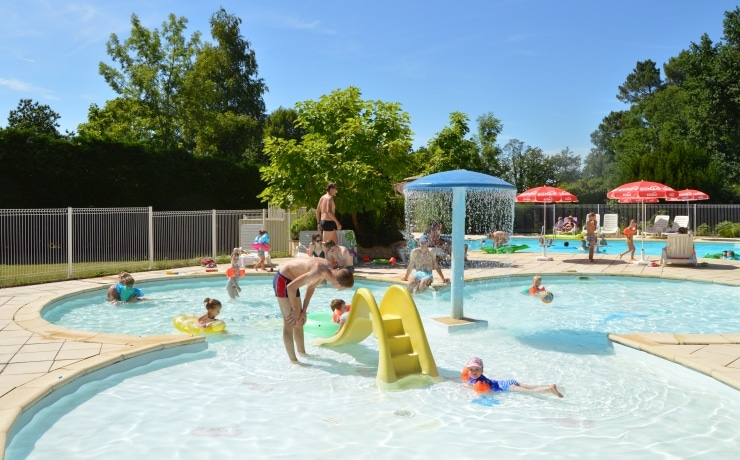 Campsite Le rêve - Kiddy pool