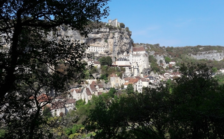 Camping Le Rêve - Rocamadour