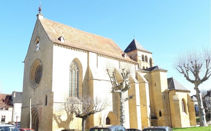 Le Vigan - Church