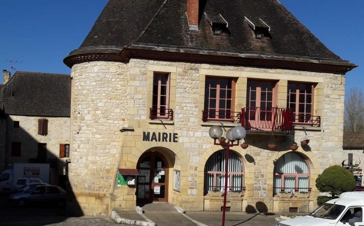 Le Vigan - Town hall