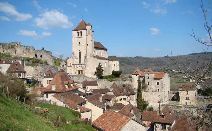 Camping Le Rêve - Saint Cirq Lapopie, plus beau village de France
