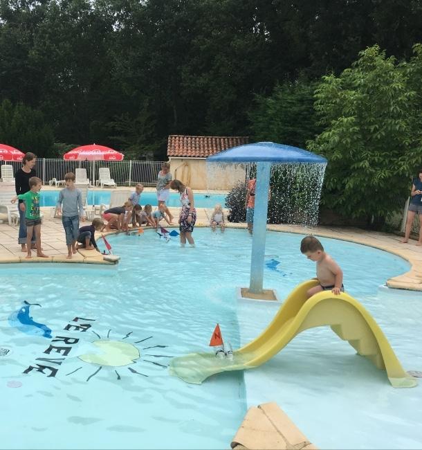 Camping Le Rêve - Kiddy pool