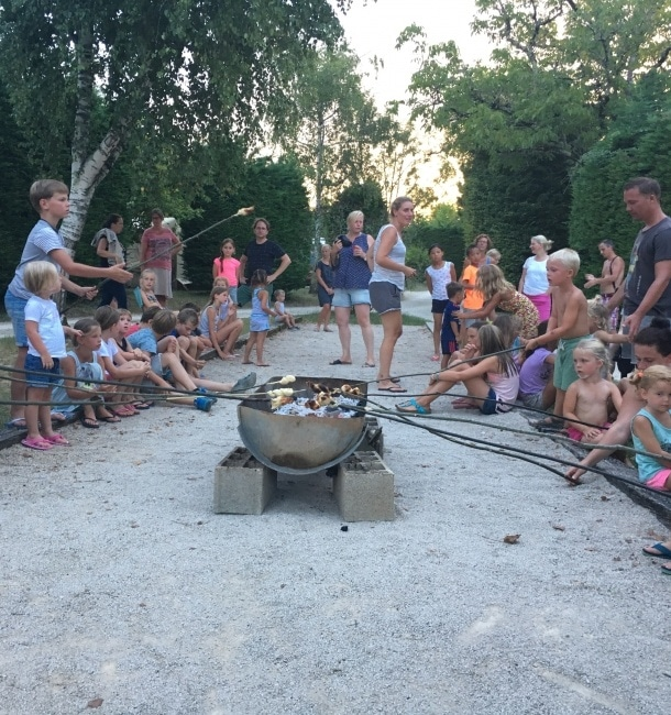 Kleine camping in Zuid Frankrijk - Camping Le Rêve - Atypische camping