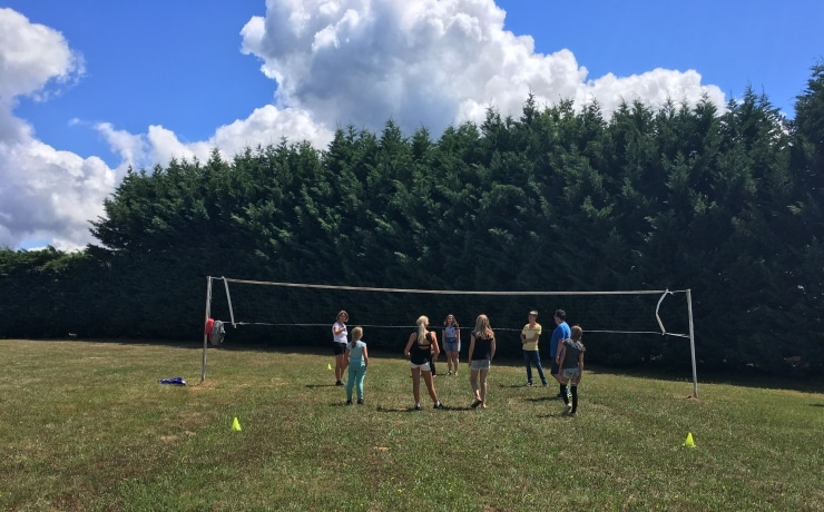 Camping Le Rêve - Volley