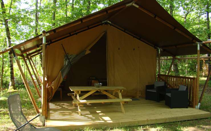 Camping Le Rêve - LODGE Tent