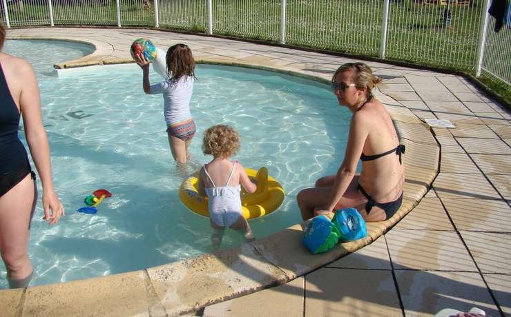 Camping Le Rêve - Kiddy pool