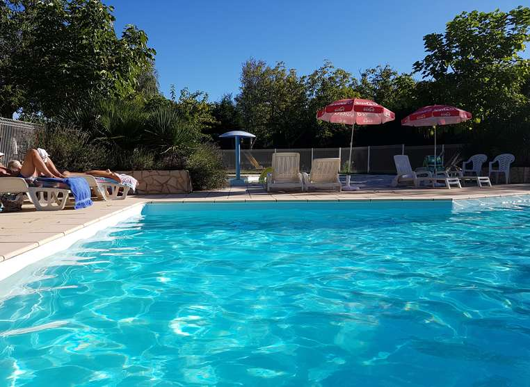 Campsite Le rêve - Large heated pool