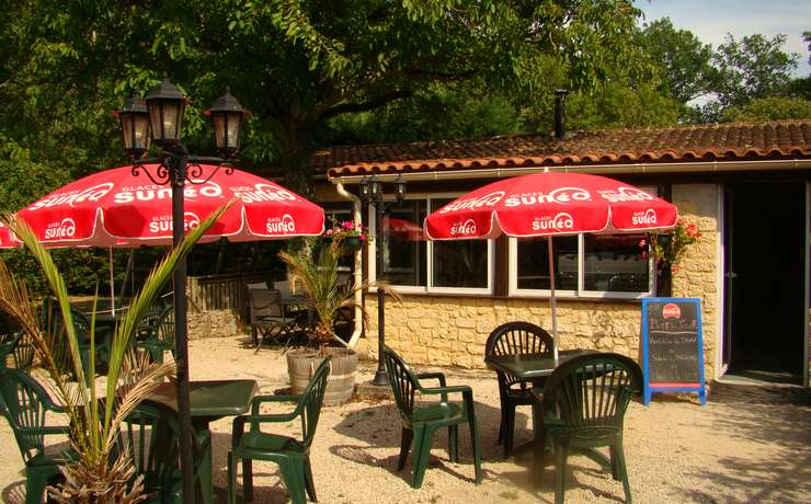 Camping Le Rêve - Restaurant