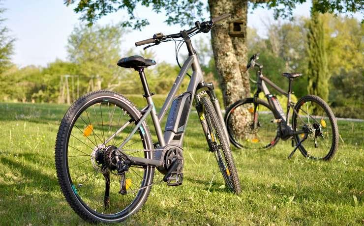 Camping Le Rêve - Location vélo électrique