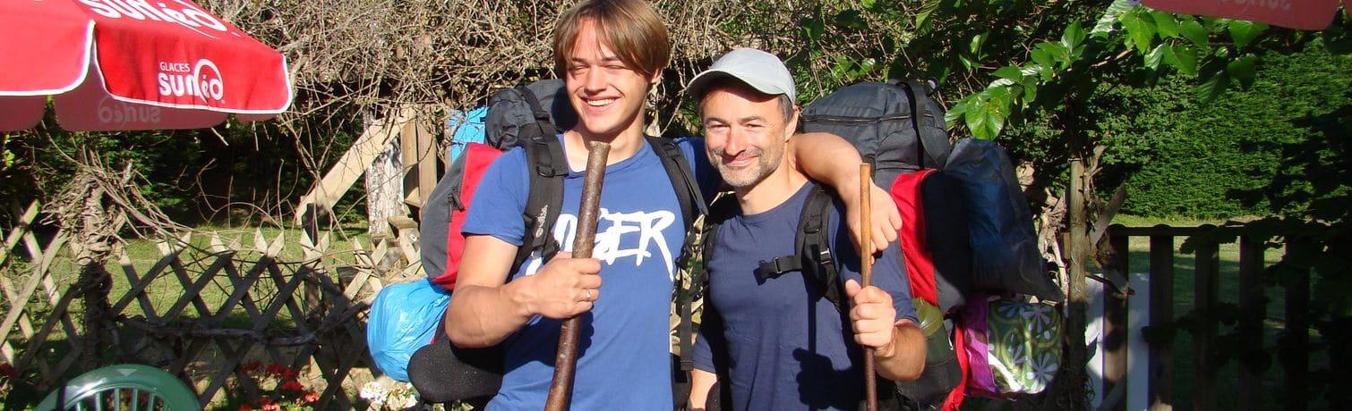 Camping Le Rêve - Wandelaars