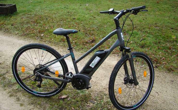Camping Le Rêve - Elektrische fietsverhuur