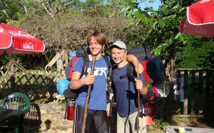 Camping Le Rêve - Marcheurs