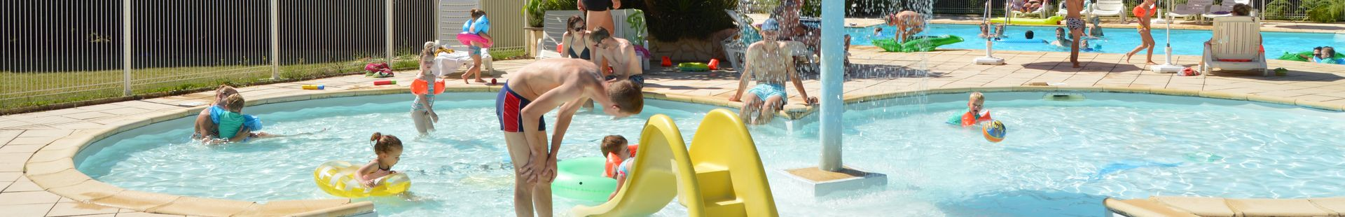 Camping familial - Le Rêve - Pataugeoire