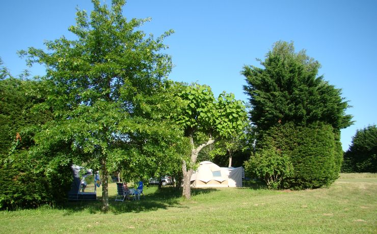 Camping atypique - Camping Le Rêve - Espace et nature