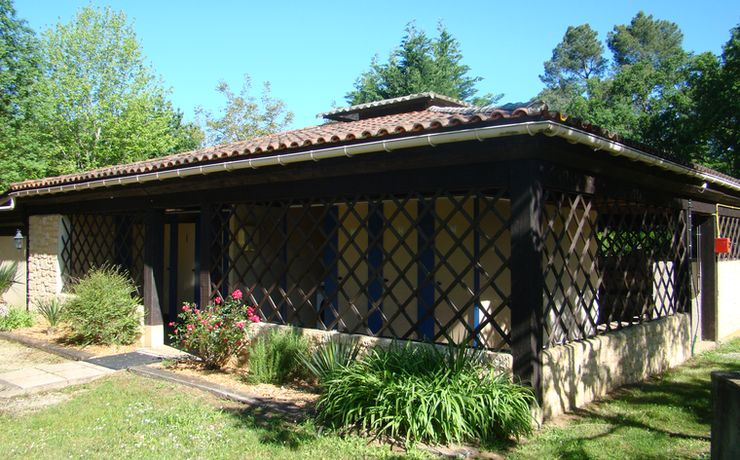 Camping Le Rêve - Clean, large and ventilated sanitary