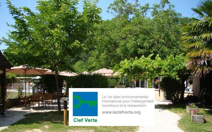 Camping Le Rêve - Label Clé Verte