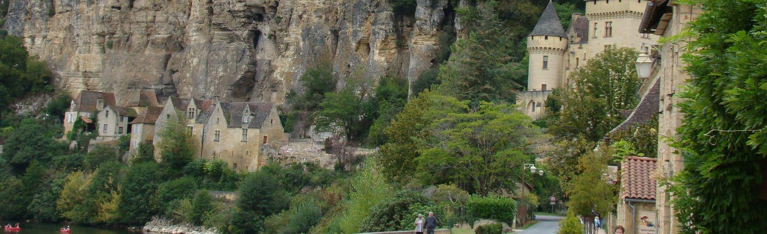 Dordogne valley - La Roque Gageac